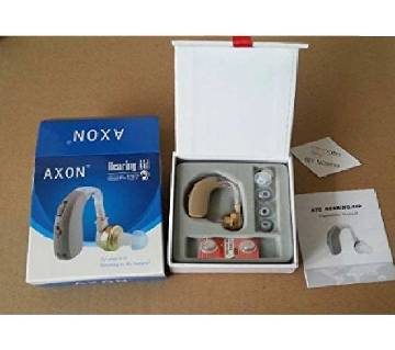 Axon F-137 Hearing Aid - Light Yellow