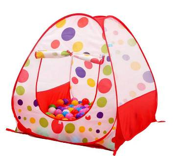 Ball House Tent With 50 Balls