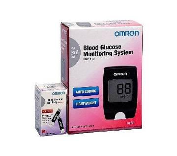 Omron Blood Glucose Monitor Glucometer