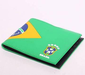 Brazil Fan Wallet