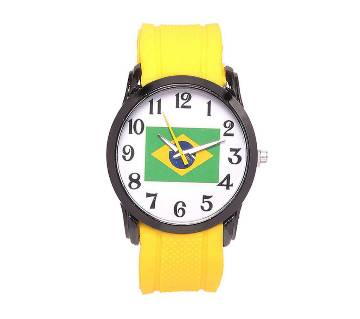 Brazil Fan Watch