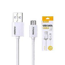 REMAX Android Data Cable - White