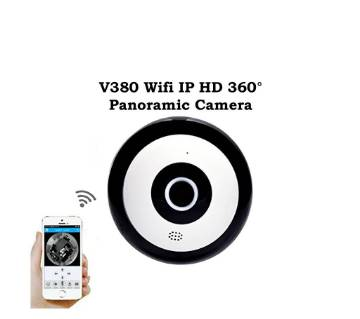 V380 2MP Baby Monitor 1080PH Wireless Fisheye IP Camera