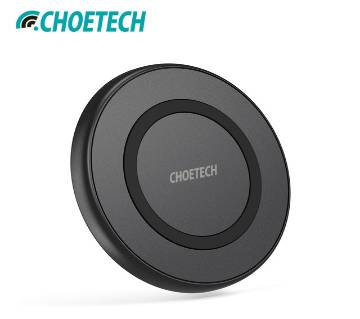CHOETECH 7.5W For iPhone X 8/8 Plus Fast Wireless Charger 10W Fast Wireless Charging For Samsung Galaxy S9/S9 Plus/S8/Note 8