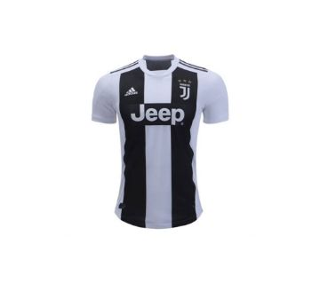 Juventus Polyester Short Sleeve Home Jersey 2018-19 (Copy)