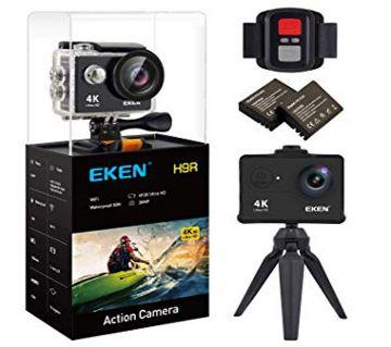 EKEN H7S Touch Screen 4K Ultra HD Wifi Waterproof Sports Action Camera Underwater