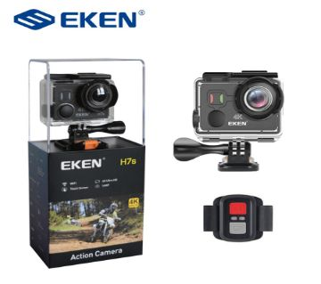 EKEN H7S Touch Screen 4K Ultra HD Wifi Waterproof Sports Action Camera