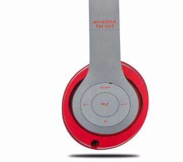 Beats Studio Wireless TM-028 Headphone- Red