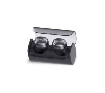 Q29 In-Ear TWS Bluetooth Double Headset - Black