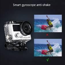REMAX Wireless Multi-functional Waterproof HD DV 4K Action Camera বাংলাদেশ - 6969602