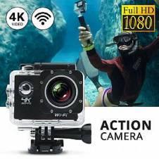 REMAX Wireless Multi-functional Waterproof HD DV 4K Action Camera বাংলাদেশ - 6969604