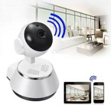 Wifi IP CCTV লাইভ ভিডিও ক্যামেরা HD With Night Vision - 3MP