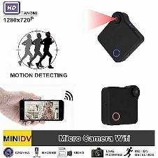 WiFi IP P2P Spy 720P HD Mini C1 Wireless Micro Video Camera