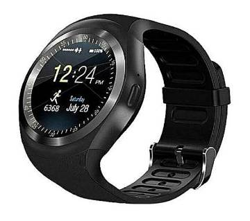 Sim Supported Mobile Smart Watch Y1