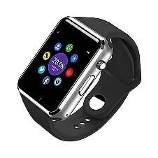 HQ-5 Single SIM Smartwatch - Black