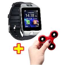 DZ09 SIM Supported Smart Watch with Free Fidget Spinner