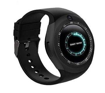 Y1S Bluetooth Camera Pedometer Smart Watch