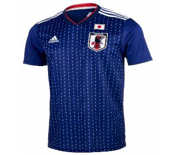 Gents Half Sleeve World Cup Jersey (Japan)-Copy