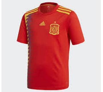 Gents Half Sleeve World Cup Jersey (Spain)