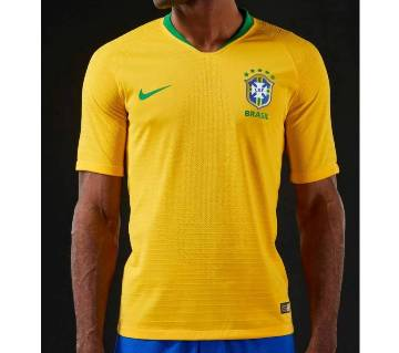 Gents Half Sleeve World Cup Jersey (Brazil)