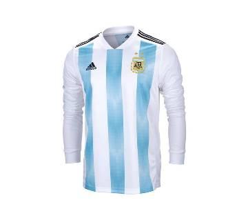 Full sleeve Argentina Jersey (Replica)