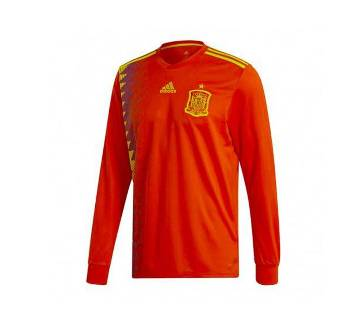 Full sleeve Spain Jersey (Replica)