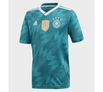 Half sleeve Germany Jersey (Replica)