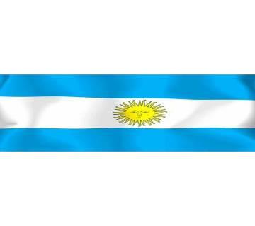 World Cup Football Argentina Flag 2018