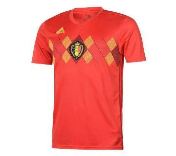 Mexico Half Sleeve World Cup Home Jersey 2018