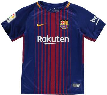 Barcelona Home Jersey 2017-18