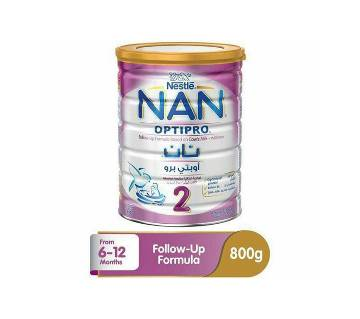 Nestlé NAN Optipro 2 Baby Milk Powder Swiss