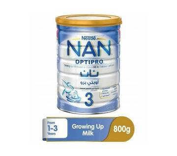 Nestlé NAN Optipro 3 Baby Milk Powder Swiss