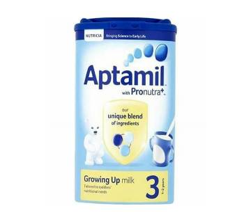 Nutricia Aptamil 3 Baby Milk Powder UK