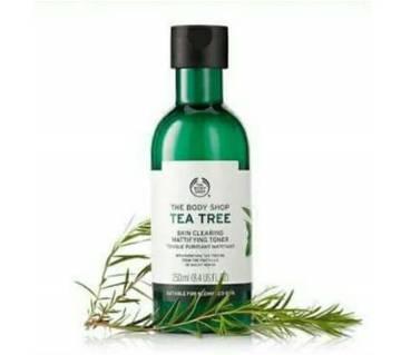 Body Shop Tea Tree Skin Cleaning Face Wash 250ml - UK
