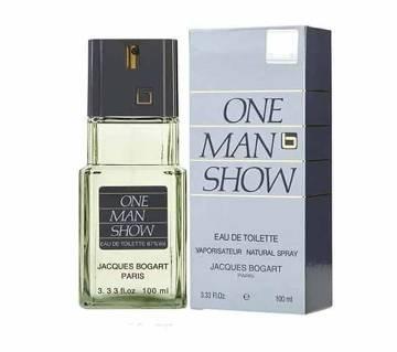 ONE MAN SHOW SILVER EDITION Perfume for Men 100ml - Paris