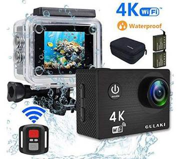 FULL HD 4K ACTION Wifi Waterproof Action Camera