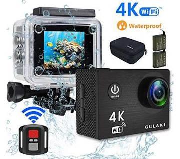 FULL HD 4K ACTION Wifi ওয়াটারপ্রুফ অ্যাকশন ক্যামেরা