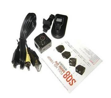 SQ8 মিনি নাইট ভিশন ফুল HD ক্যামেরা