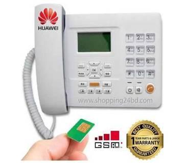 HUAWEI GSM টেলিফোন সেট - সিম