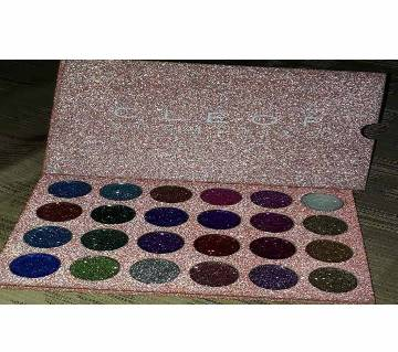 Cleof glitter shadow palate India