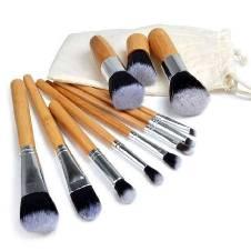 Bambo brush 11 pcs set India