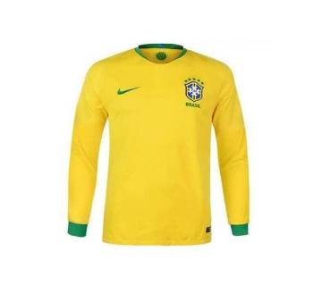 World Cup 2018 Brazil Official Home Jersey