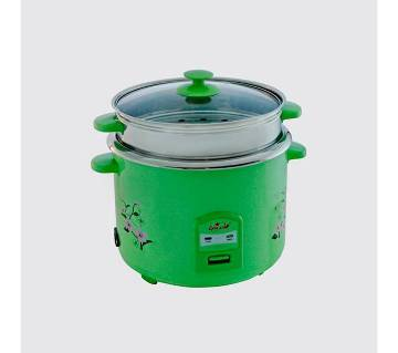 SS Rice Cooker 2.8L SN (2 Pots)