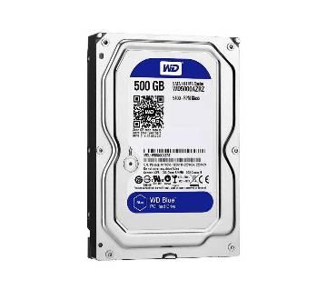 Western Digital 500 GB HDD