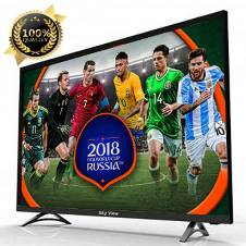 SkyView 42-Inch Full HD 1080p LED TV - 2018 Edition
