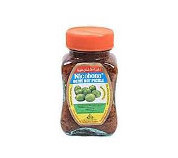 নিকোবিনা জলপাই আচার (300 Gm)