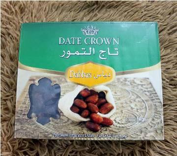Date Crown Dabas 1000 Grams