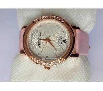 Rolex লেডিস ওয়াচ (কপি)