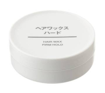 Hair Wax Firm Hold 20g - Japan