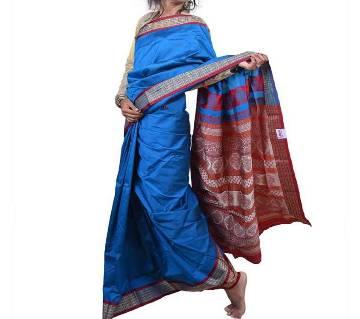 Pure Rajshahi silk sharee - Bolaka Katan Sutai Paair